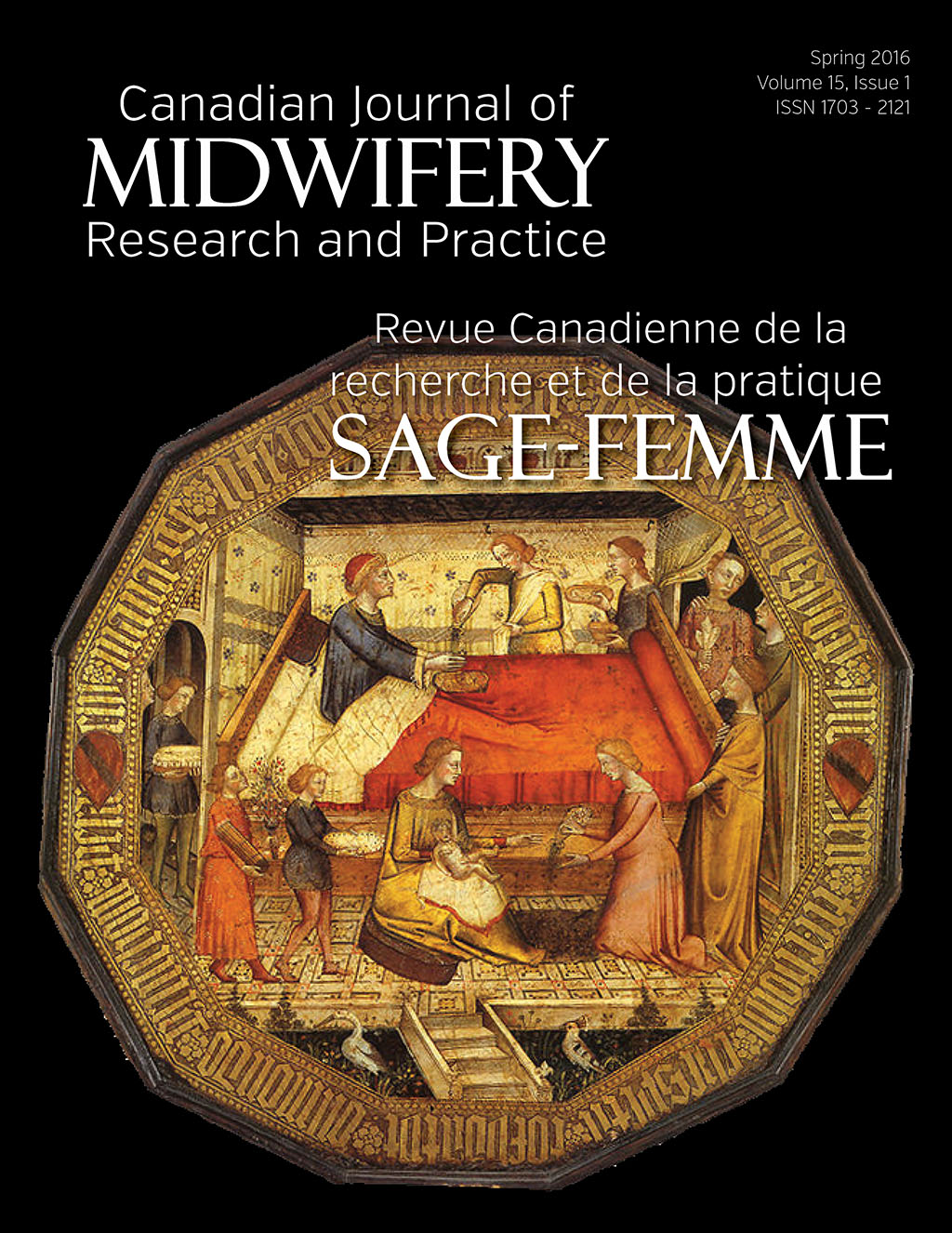 Canadian Journal of Midwifery Research and Practice, 2016