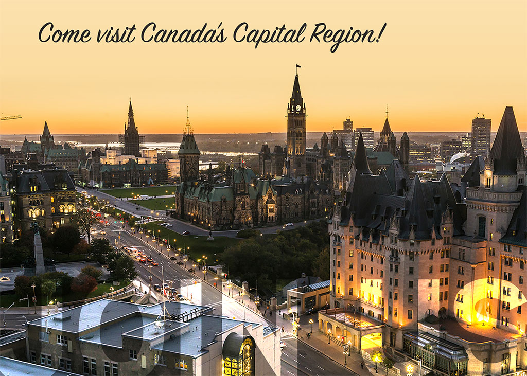 The Ottawa region will host the 2018 CAM Conference and Exhibit.
