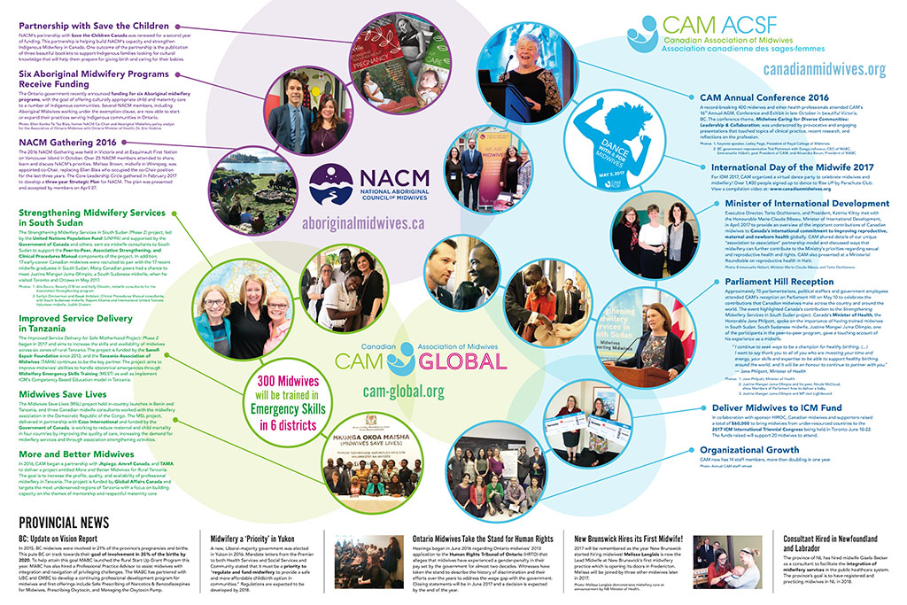 CAM Annual Report poster 2016-2017