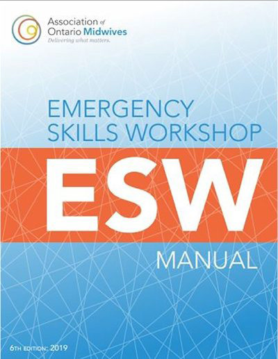 * New ESW Bundle (AOM Emergency Skills Workshop Manual and Exam)
